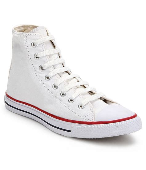 converse white canvas shoes price in india buy converse