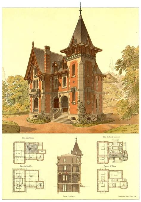Victorian House Drawings by 25 Best Ideas About Victorian House Plans On Pinterest