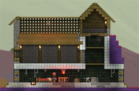 starbound houses starbound house by grateful42 on deviantart