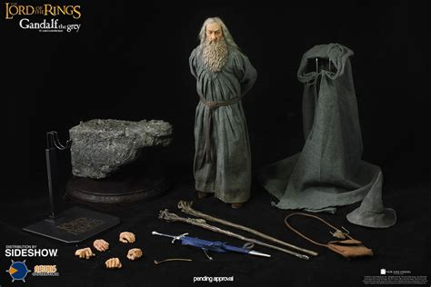 the grey the hobbit gandalf the grey sixth scale figure by asmus coll sideshow collectibles