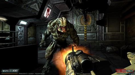 Pc Doom 3 doom 3 bfg hi def version 2 7 image mod db