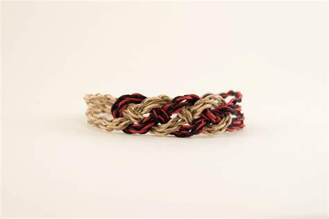 Handmade Infinity Bracelet - diy infinity knot bracelet likely by sea