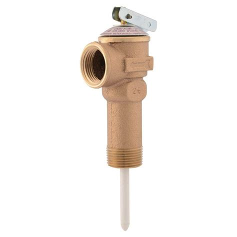 Outdoor Faucet Pressure Relief Valve by Acme 3 4 In Bronze Nclx 5lx Temperature And Pressure