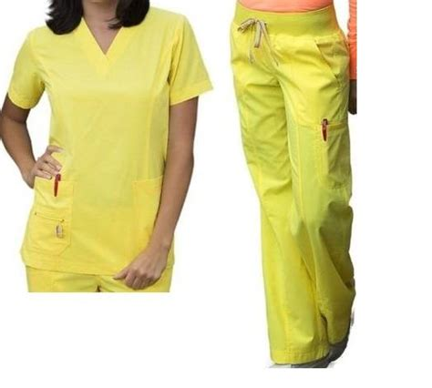 peaches comfort scrub pants peaches bold bright scrub set doo dad top comfort pants