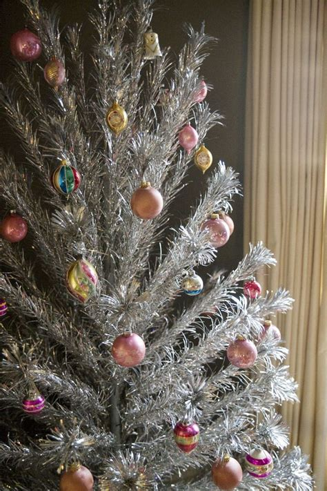 vintage tinsel tree image result for http cdn blogs babble babys year files tour of