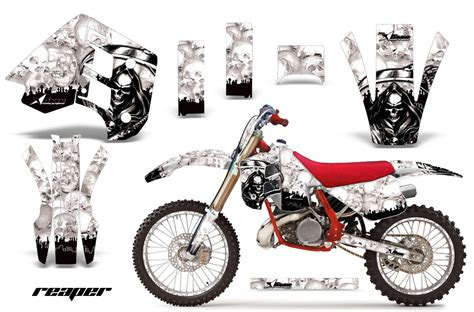 1990 Ktm 250 Exc 1990 1992 Ktm Motocross Graphic Decal Sticker Kit 250exc