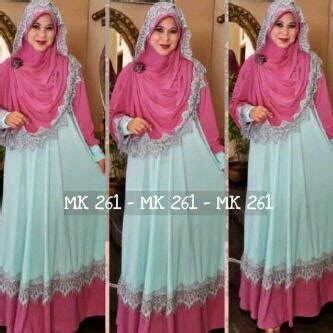 Termurah Gamis Syari Ayunda Lavender Baju Batik Gamis ayuatariolshop distributor supplier tangan pertama onlineshop gamis syari baju hijabers