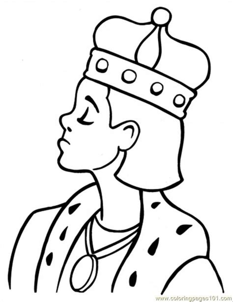royal king colouring pages page 2 coloring home