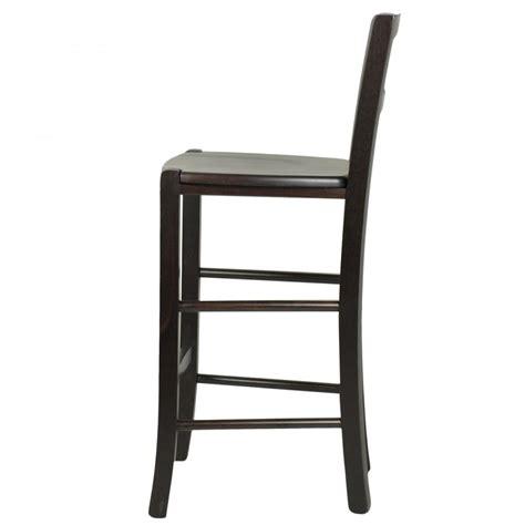 sgabelli con schienale affordable classico sgabello da cucina in legno e seduta