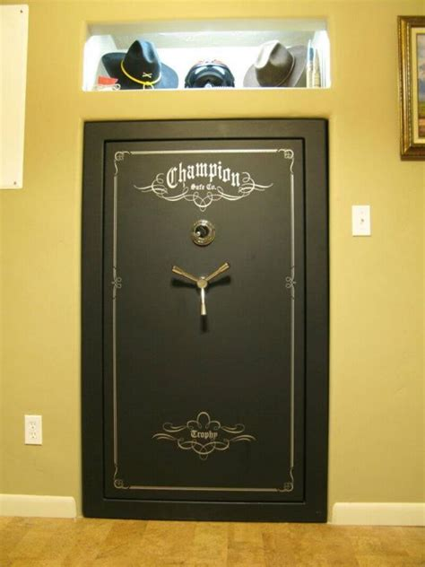 Safe In Closet by Closet Gun Safe Rifle Ideas Advices For Closet