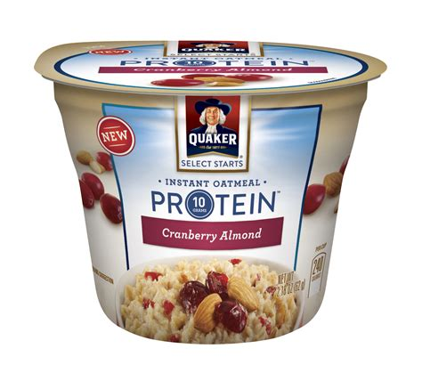 protein 1 cup oatmeal products quakeroats