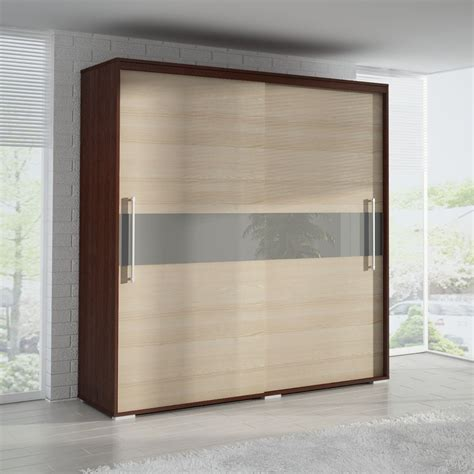 Sliding Wardrobe Doors by Bedroom Sliding Wardrobe Doors And Mirror Home Interior