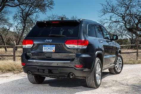 Jeep Gran Limited 2015 Jeep Grand Reviews And Rating Motor Trend