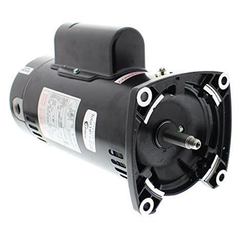 capacitor run motor power factor a o smith sq1152 1 1 2 hp 1 47 service factor 48y frame capacitor start capacitor run odp