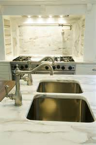 Two Sinks In Kitchen Kitchen Island Sinks Design Ideas