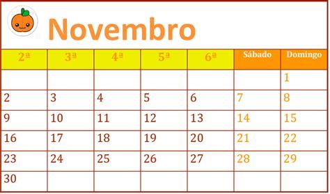 Calendario Novembro Calendario Novembro 2009 Para Imprimir A4 Brinquedos De