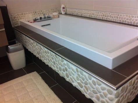 Caisson De Baignoire baignoire caisson durox galets salle de bain