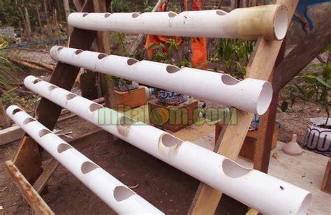 Membuat Pipa Untuk Hidroponik | 7 cara mudah dan panduan melubangi pipa paralon pvc untuk