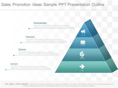 Sales Promotion Letter Ppt Sales Promotion Ideas Sle Ppt Presentation Outline Powerpoint Templates