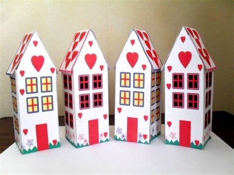 house projects free houses for s day think crafts by createforless