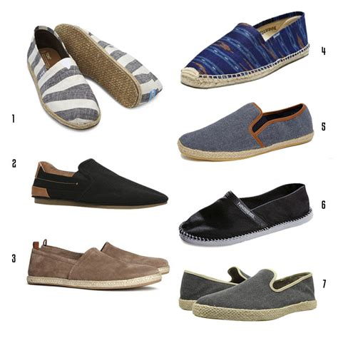 summer shoes for guys s espadrilles