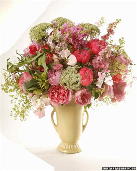 flower arrangement styles flower arranging martha stewart