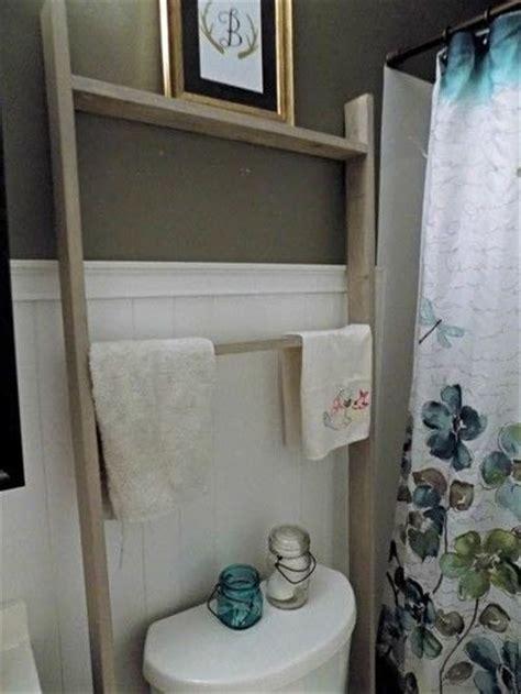 Last I Out In My Bathroom Again I by Diy Bathroom Ladder 183 How To Make A Shelf 183 Home Diy On