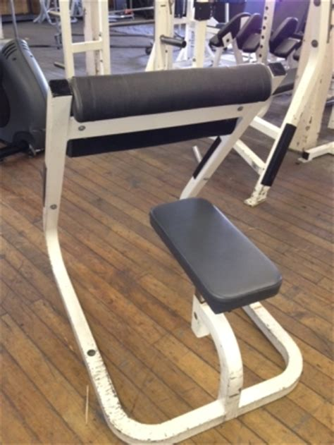 cybex preacher curl bench cybex preacher curl bench 28 images midwest used