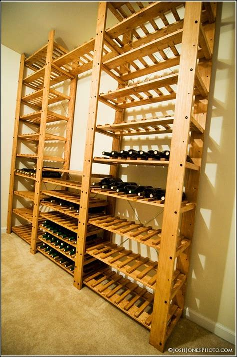 bs  building bookcases wine