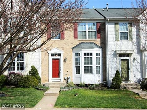Mba Mortgage Services In Bel Air Md by 449 Amelanchier Ct Bel Air Md 21015 Mls Hr9915002
