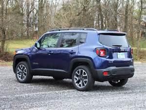 2016 jeep renegade review carfax