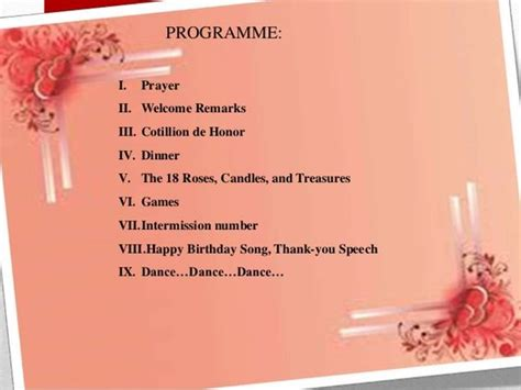 50th Birthday Program Flow Google Search 50th Bday Pinterest Father Daughter Dance Songs 50th Birthday Program Template