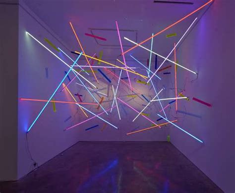 Light Installation by Adela Andea S Otherworldly Light Installations Beautiful