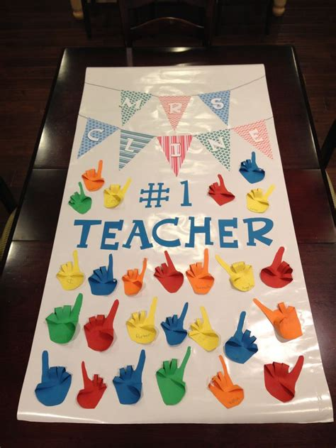 teachers day craft for 58 best teachers day images on small gifts
