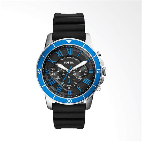 Jam Tangan Pria Fossil Fs 4832 jual fossil jam tangan pria fs5300 harga