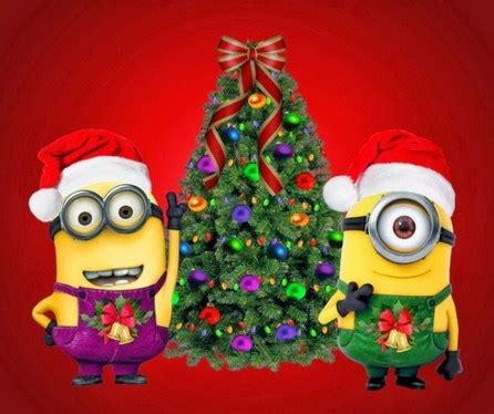 imagenes de minions para navidad imagenes de navidad con los minions