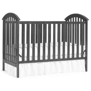 Freeport Convertible Crib Graco Cribs Freeport Classic Convertible Crib In Gray Free Shipping