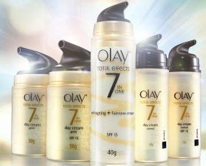 Krim Mata Olay Total Effect satu langkah lawan penuaan kulit okezone livestyle