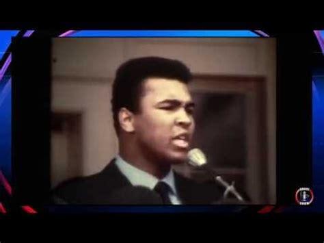dodging the draft muhammad ali tells white america his reasons for dodging