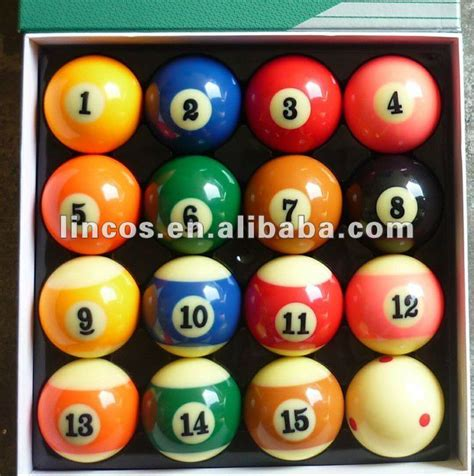 Custom Billiard 2 2 1 4 quot billiard pool balls buy 2 1 4 quot billiard pool