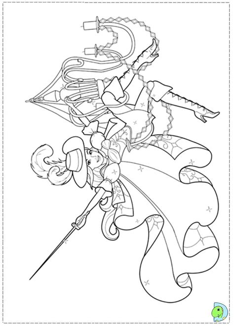 barbie musketeers coloring pages barbie and the three musketeers coloring page dinokids org