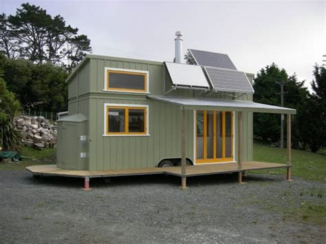 beautiful grid and completely custom 258sf tiny house