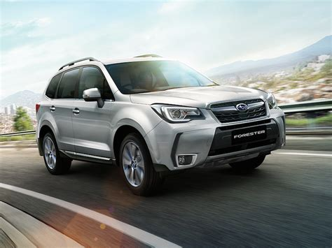 buy a subaru forester is the 2014 subaru forester a suv to buy
