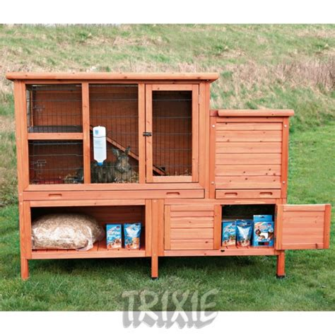 Trixie Rabbit Hutches Rabbits As Pets Outdoor