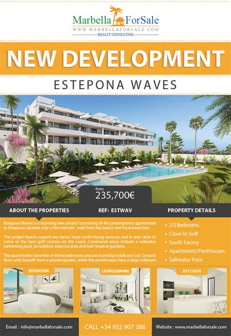 estepona for sale new apartments for sale in estepona