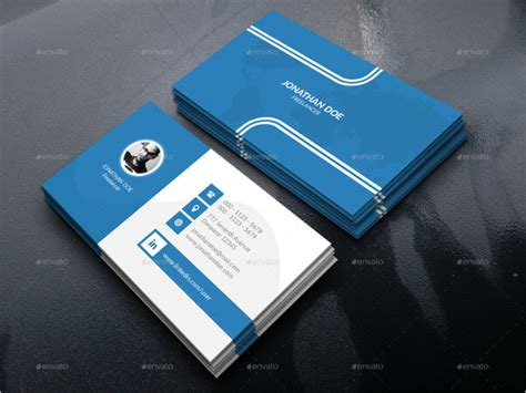 22 Personal Business Cards Free Psd Vector Ai Eps Format Download Free Premium Templates Personal Card Template