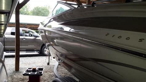 maxum boat gel coat scotchbrite damage to gel coat maxum boat owners club
