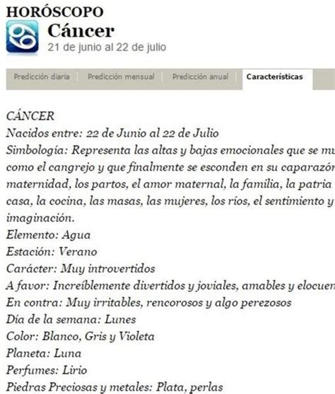 prediccion del signo cancer para el ao 2016 signo de cancer no ano 2016 2016 signo de cancer aprenda