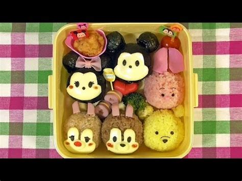 Tsum Tsum Chigiripan Pull Apart Bread how to make an easy ghost using a bread パンを使った簡単おばけの作り方 by obento4kids funnycat tv