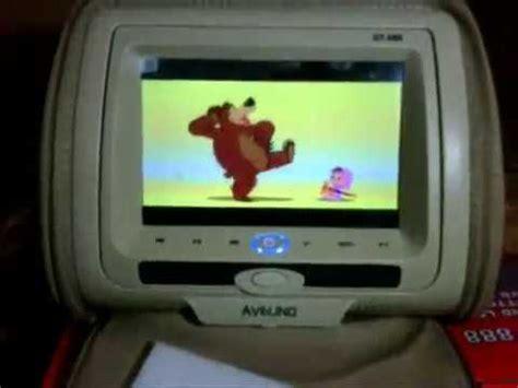 Jual Tv Mobil Headrest avelino dt 888 tv headrest dvd mobil